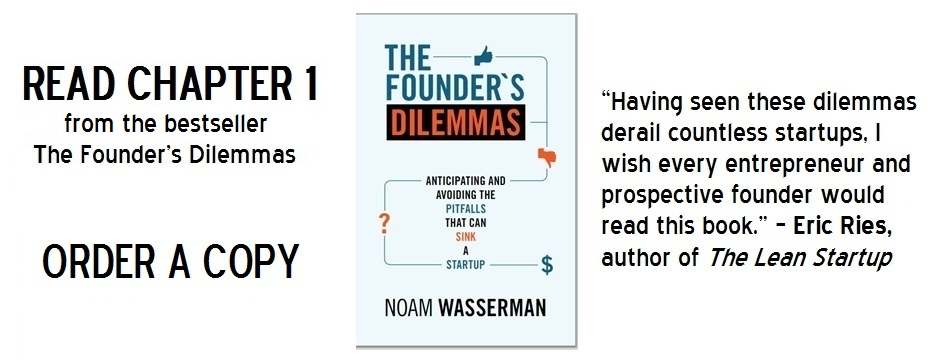 Founder's Dilemma